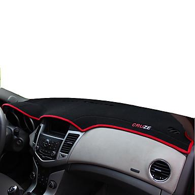 levne Koberečky do auta-Automobilový průmysl Dashboard Mat Koberečky do auta Pro Chevrolet Všechny roky Cruze