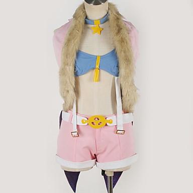 Inspirirana Cosplay Cosplay Anime Cosplay nošnje Japanski Cosplay Suits Posebni dizajni Top / More Accessories / Shoe Cover Za Muškarci / Žene / Neckwear