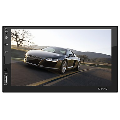 SWM 7784AD 7 inch 2 Din Ostali OS / Android7.1.1 Car MP5 Player / Auto MP4 Player / MP3 player za automobil Ekran na dodir / MP3 / Ugrađeni Bluetooth za Univerzális RCA / Drugo podrška MPEG / AVI