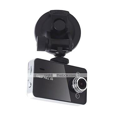 billige Bil Elektronikk-k6000 1080p / full HD 1920 x 1080 bil dvr 120 graders vidvinkel 2,7 tommers dash cam med hdr bilopptaker