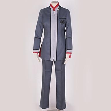 Inspirirana Hiiro nema Kakera Cosplay Anime Cosplay nošnje Japanski School Uniforms Suvremeno Top / Hlače / Kostim Za Muškarci / Žene