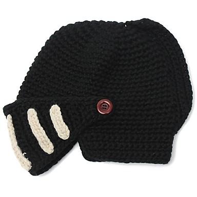 f6b8f1c1324 Unisex Winter Warm Wool Stripes Knit Ski Riding Knight Helmet Hat Cap  7084300 2019 –  6.99