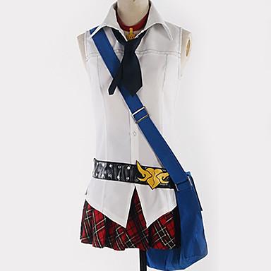 Inspirirana Persona 5 Cosplay Anime Cosplay nošnje Japanski Cosplay Suits Miks boja Kravata / Top / Rukavice Za Muškarci / Žene