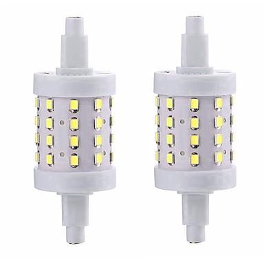 SENCART 1pc 5 W Fluorescentne cijevi 800 lm R7S 36 LED zrnca SMD 2835 Ukrasno Toplo bijelo Hladno bijelo 85-265 V