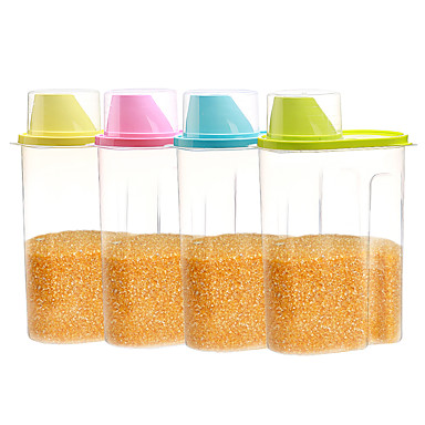 Kitchen Organization Bottles Jars Bulk Food Storage