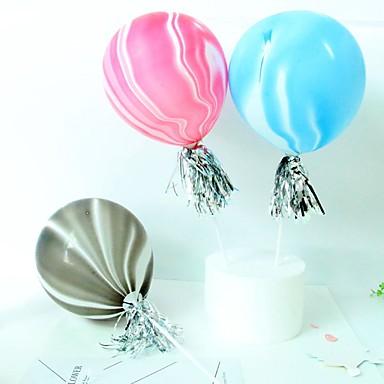 Figure za torte Klasični Tema / Odmor / Vjenčanje Umjetnička / Retro / Jedinstven dizajn Emulzija Party / Rođendan s Isprepleteni dijelovi 1 pcs OPP