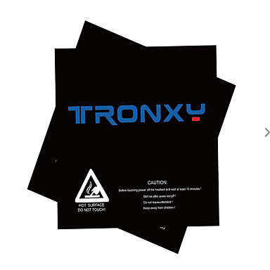 preiswerte 3D-Drucker Teile & Zubehör-tronxy® 330 * 330mm Peeling-Oberfläche für heißes Bett für 3D-Drucker