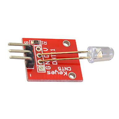 levne Elektrické vybavení-barevné auto-blikající LED modul