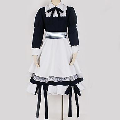 Inspirirana Hetalia Cosplay Anime Cosplay nošnje Japanski Cosplay Suits Jednostavan Kravata / Haljina / Luk Za Muškarci / Žene