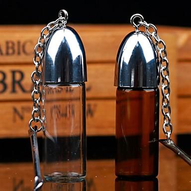 preiswerte Skulpturen-Huka Glas Traditionell Einfache Tabak und Öl