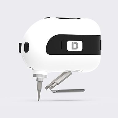 voordelige Elektrisch gereedschap-xiaodong s1 mini slimme elektrische schroevendraaier smart / mini style / met led-lamp horlogereparatie / digitale camera-reparatie