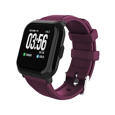 BoZhuo DB12 Muškarci Smart Narukvica Android iOS Bluetooth Sportske Heart Rate Monitor Mjerenje krvnog tlaka Kalorija Udaljenost praćenje Brojač koraka Podsjetnik za pozive Mjerač sna sjedeći