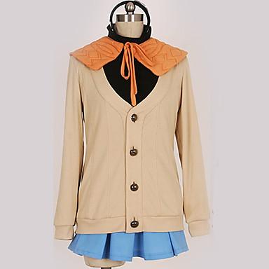 Inspirirana Tokio Ghoul Cosplay Anime Cosplay nošnje Japanski Cosplay Suits Jednobojni Kaput / Top / Suknja Za Muškarci / Žene