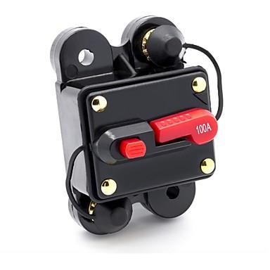 auto automatski 12V / 24V 40amp prekidači automobila alarmni sustavi tvrda plastika za univerzalni univerzalni svih godina