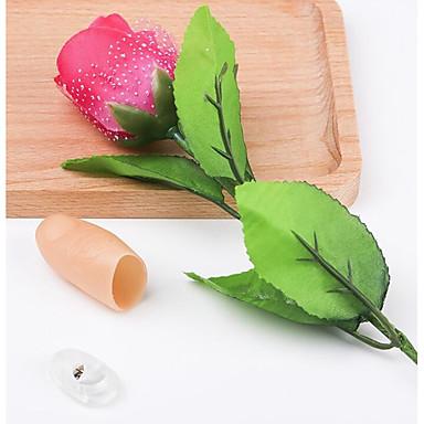 Roses Cvijet Lijep Udoban Tinejdžer Sve Igračke za kućne ljubimce Poklon 1 pcs