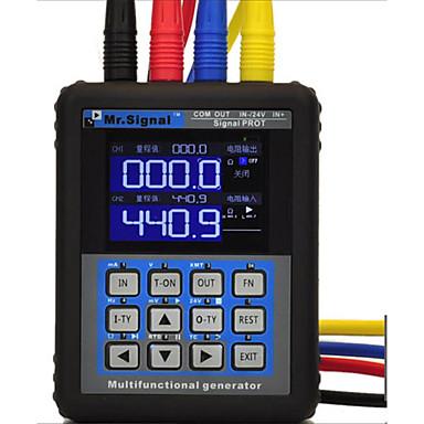 voordelige Test-, meet- & inspectieapparatuur-OEM MR2.0TFT-P 4-20mA USB-testinstrument Meten / Pro / Stroom- en spanningscapaciteitdetectie