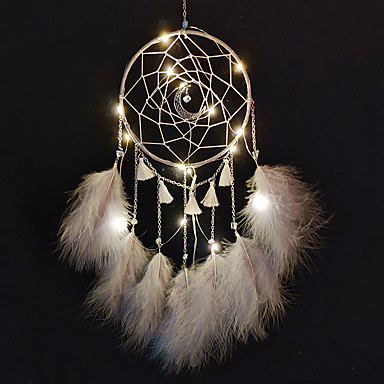 cheap Wall Art-Dreamcatcher - Feather Bohemia 1 pcs Wall Decorations