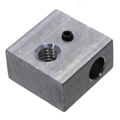 levne 3D části tiskárny a doplňky-OEM 5 pcs Hliníkový blok pro 3D tiskárnu