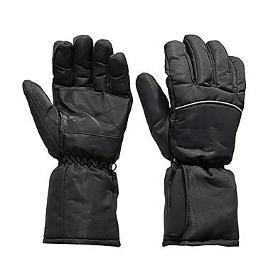 billige Motorsykkel & ATV tilbehør-vinter elektrisk batteri drevet oppvarmet termo hansker motorsykkel jakt hånd