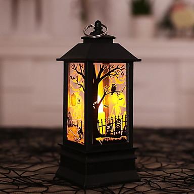vodio uljnu svjetiljku fenjer noćno svjetlo bundeva duh sova sablasno za ukras vještica ukleta kuća 1pc