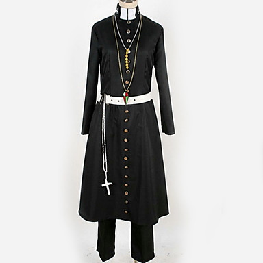 Inspirirana Blue Exorcist Cosplay Anime Cosplay nošnje Japanski Cosplay Suits Suvremeno Top / Hlače / More Accessories Za Muškarci / Žene
