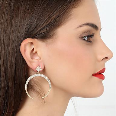 Žene Naušnica Rese Stilski Naušnice Jewelry Zlato Za Party Dnevno 1 par