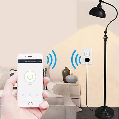 brelong pametni WiFi daljinski vremenski plug i socket kompatibilan s Alexa / Google početnu stranicu