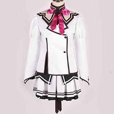 Inspirirana Cosplay Cosplay Anime Cosplay nošnje Japanski School Uniforms Uglađeni / Suvremeno Kravata / Kaput / Bluza Za Muškarci / Žene / Top