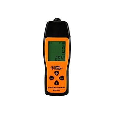 levne Testovací, měřící a kontrolní vybavení-inteligentní senzory as8700a analyzátory plynu ruční měřiče oxidu uhelnatého testeru monitoru měřidlo lcd displej zvukové světlo alarm \ t