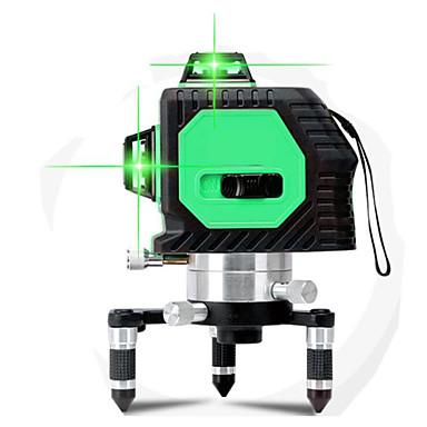 levne Vodováhy-profesionální automatická 12-řádková zelená laserová souprava pro měření hladin