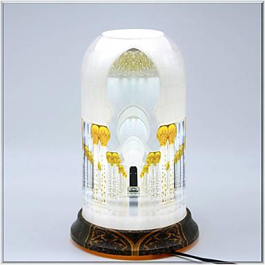 qingyuan umjetničke lslamic kulture moderne suvremene kreativne novi dizajn stol svjetiljka za unutarnju spavaću sobu studija akril 85-265v