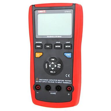 voordelige Test-, meet- & inspectieapparatuur-uni-t ut612 lcr digitale meter inductantie capaciteitsweerstand frequentie tester auto lcr slimme controle en meting
