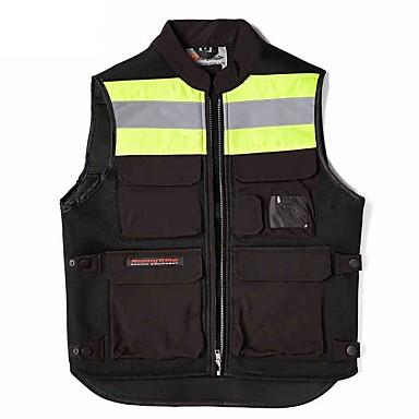 billige Motorsykkel & ATV tilbehør-motorsykkel racing vest beskytter body armour reflekterende jakker pro-biker jk34