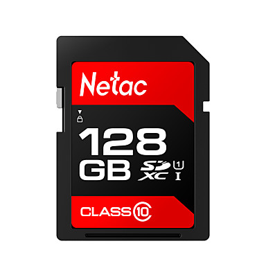 cheap DrivesandStorage-Netac 128GB memory card UHS-I U1 / Class10 p600