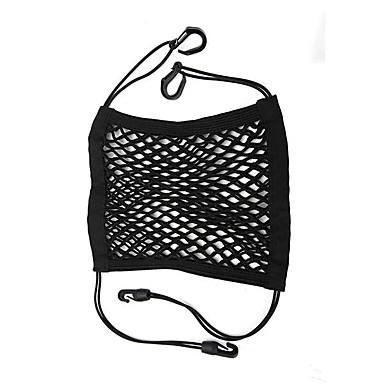 levne Organizéry do auta-31cm * 27cm univerzální vnitřní pouzdro na autosedačky elastické nylonové síťky na odpadky zadní nákladní taška