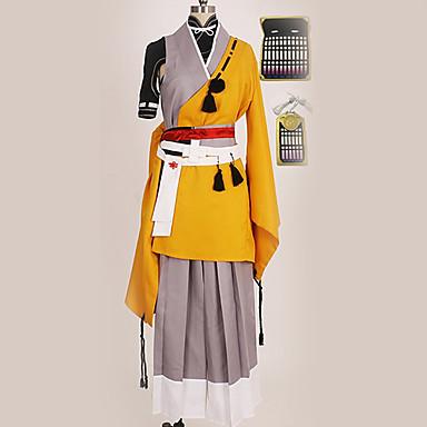 Inspirirana Touken Ranbu Cosplay Anime Cosplay nošnje Japanski Cosplay Suits Posebni dizajni Rukavica / More Accessories / Kostim Za Muškarci / Žene
