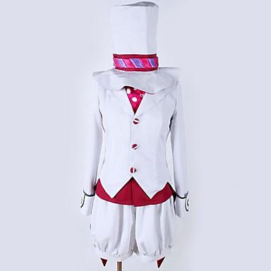 Inspirirana Blue Exorcist Cosplay Anime Cosplay nošnje Japanski Cosplay Suits Posebni dizajni Top / Plašt / Kratke hlače Za Muškarci / Žene