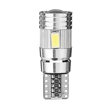 preiswerte Auto Lampen-t10 w5w 501 194 5630 6smd weiße canbus-fehlerfreie led-seitenmarkierungsleuchten keilbirnenlampe