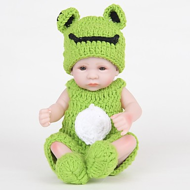 FeelWind Autentične bebe Za muške bebe 12 inch Cijeli silikon tijela Silikon Vinil - vjeran Ručno Izrađen Slatko Sigurno za djecu Djeca / Teen Non Toxic Dječjom Uniseks Igračke za kućne ljubimce