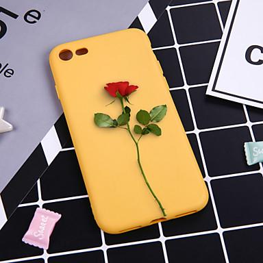 Θήκη Za Apple iPhone XS / iPhone XR / iPhone XS Max Uzorak Stražnja maska Biljke / Cvijet Mekano TPU