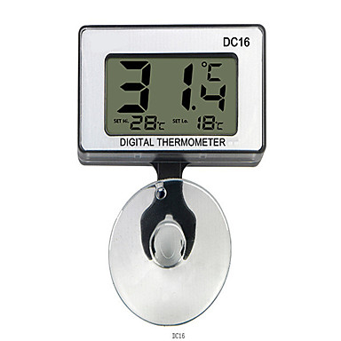 preiswerte Thermometer-dc-16 digitales mini wasserdichtes lcd display aquarium thermometer