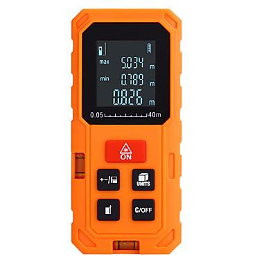 levne Vodováhy-OEM S40 40 0.2~40m Laserový snímač vzdálenosti Snadné používání / Ultra lehký (UL) pro inteligentní domácí měření / pro technické měření