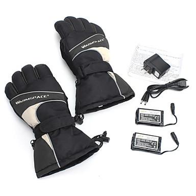 billige Motorsykkel & ATV tilbehør-motorsykkel vanntette oppvarmede hansker ce vinter usb lade håndvarmer utendørs