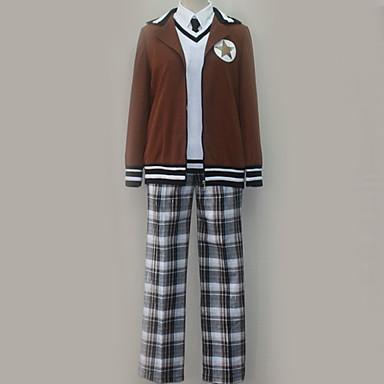 Inspirirana Hetalia Cosplay Anime Cosplay nošnje Japanski School Uniforms Uglađeni Kaput / Mellény / Bluza Za Muškarci / Žene / Top