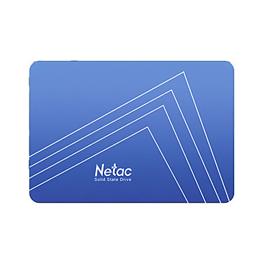 cheap SSD-Netac SSD 480GB N500S 2.5 inch SATA 3.0  TLC  Hard Disk  High Quality Fast speed Internal Solid State Drive 720GB Laptop Computer Hard Drive
