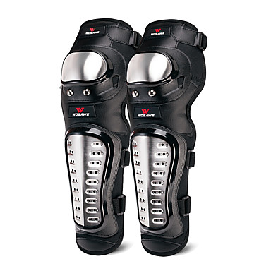 povoljno Zaštitna oprema-WOSAWE Zaštitna oprema motociklaforKoljena Sve Stainless Steel + Plastic / Neopren Otporno na trešnju / Prozračnost / Otporno na nošenje