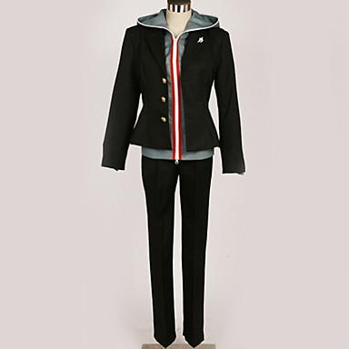 Inspirirana Danganronpa Makoto Naegi Anime Cosplay nošnje Japanski Cosplay Suits Suvremeno Top / Hlače / Kostim Za Muškarci / Žene