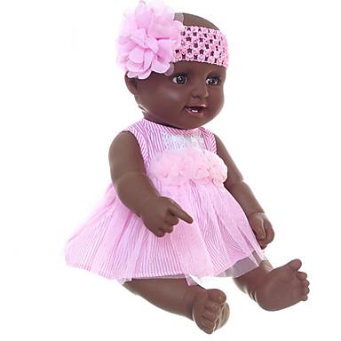 voordelige Poppenaccessoires-Doll accessoires Reborn-poppen Herboren peuter pop Baby meisjes Schattig Kinderen / Tieners Pluche Kinderen Baby Unisex Speeltjes Geschenk 2 pcs