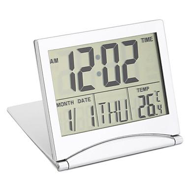 billige Temperaturmåleinstrumenter-Bærbar / Holdbar Temperaturmåler 0°C-50°C Hjemmeliv, LCD-display
