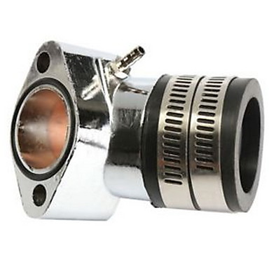 1 komad 45 mm Savjeti za ispuštanje motocikla / Automobilski ispušni dijelovi savijen Aluminij Ispušni Mufflers Za Motori 750 / CC Sve godine